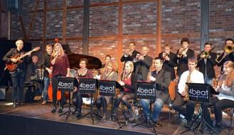 """""""4beat"""" – Big Band der KreisJugend Musikschule Stade"""
