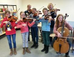 Streicherensemble und Kammermusik in Jork