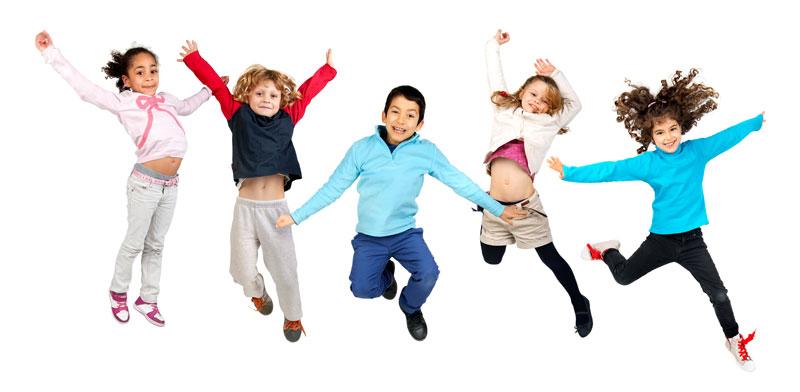 Kinder_springen