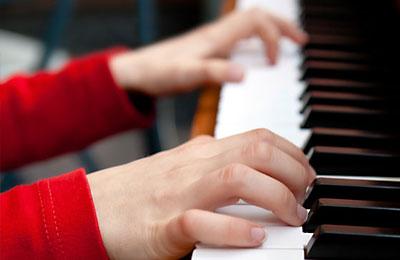 Klavier-, Keyboard-, Orgel- und Akkordeon
