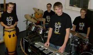 """""""Beat the Drum"""" – Schlagwerk-Ensemble"""