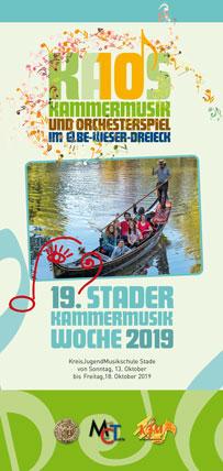 Kaos Kamuwoche 2019 Flyer
