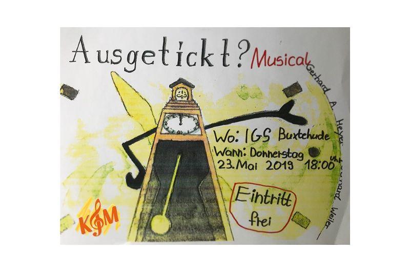 Musical Ausgetickt